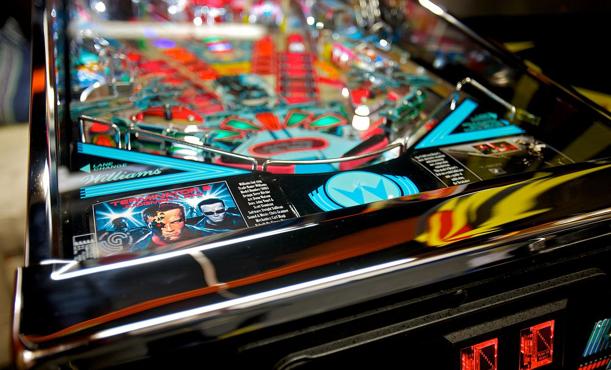solenoids used in pinball game machines
