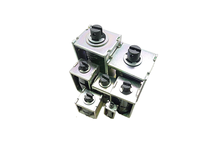 bundle of solenoids