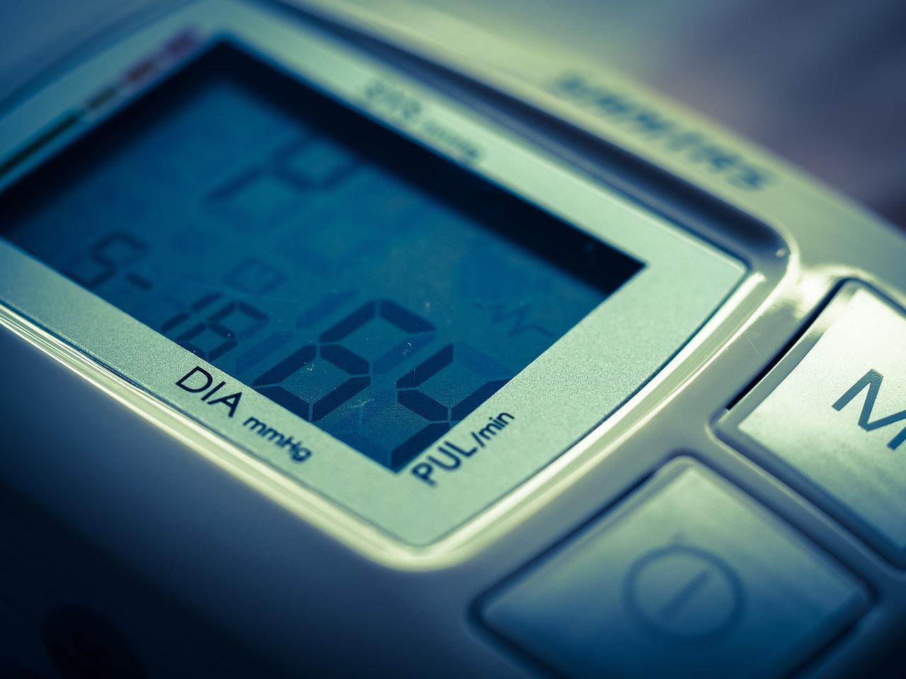 solenoids used in simple blood pressure gauge