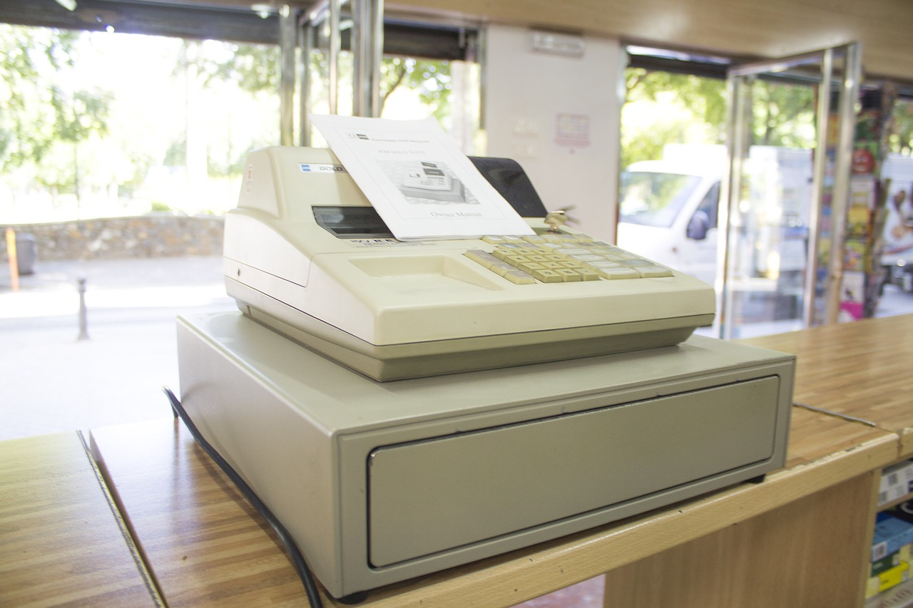 solenoids used in cash register