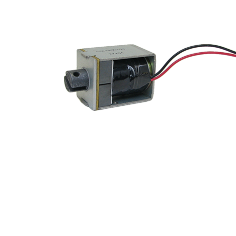 open frame latching solenoids