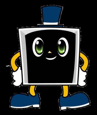 black solenoid character