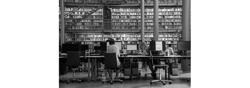 Solenoid Library opened