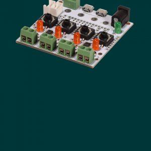 Solenoid controller board